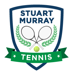 Stuart Murray Tennis Logo