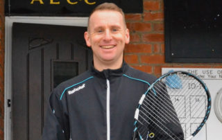 Stuart Murray Tennis Coach