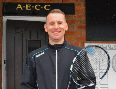 Stuart Murray Tennis Coach