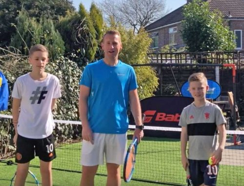 Stuart Murray Tennis – Day 1 #ComeJoinTheFun
